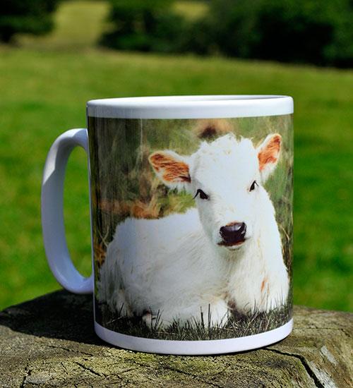 Calf-Mug